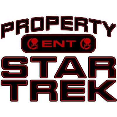 Red Property Star Trek - ENT