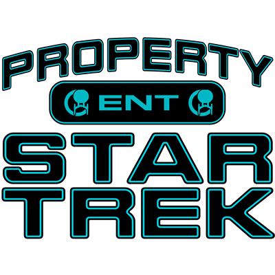 Blue Property Star Trek - ENT