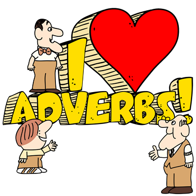 I Heart Adverbs