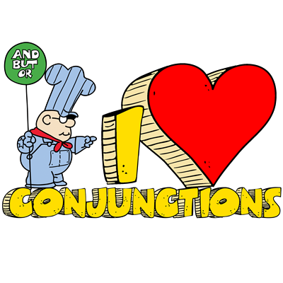 I Heart Conjunctions