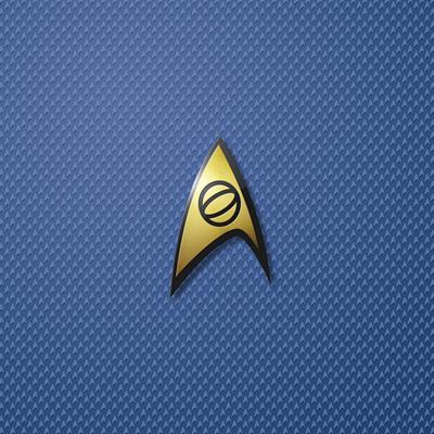 Star Trek: TOS Science Emblem