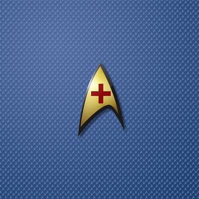 Star Trek: TOS Medical Emblem