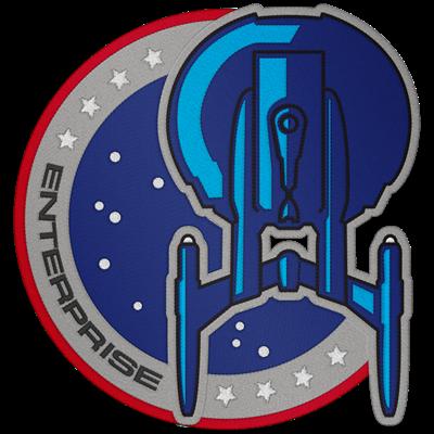 Star Trek: Enterprise Patch