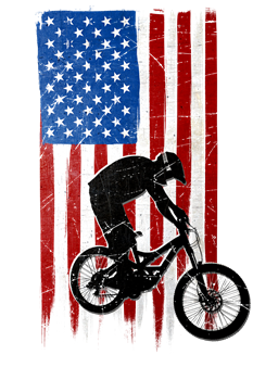 USA Flag Team BMX Cycling