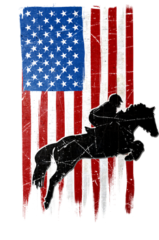 USA Flag Team Equestrian