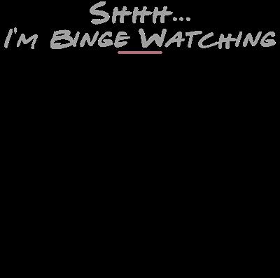 Shhh... I'm Binge Watching Boy Meets World