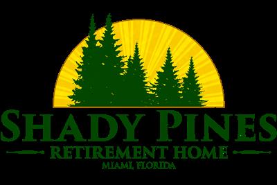 Shady Pines Logo