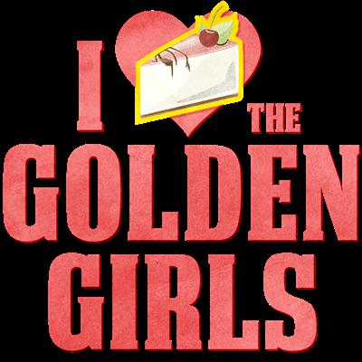 I Heart Golden Girls
