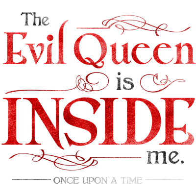 The Evil Queen is Inside Me