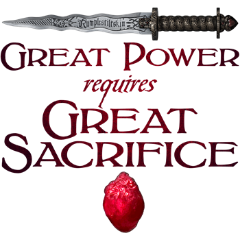 Great Power Requires Great Sacrifice