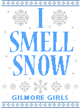 I Smell Snow Ugly Christmas Sweater