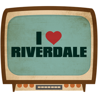Retro I Heart Riverdale