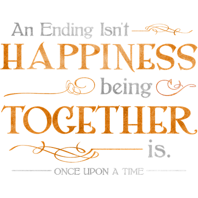 Ending Isn't Happiness