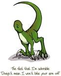 Adorable Dinosaur