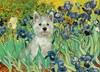 West Highland Terrier Famous Art