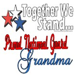 Proud Military Grandmother