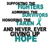 Hope Survivor Cervical Supporting Fighter