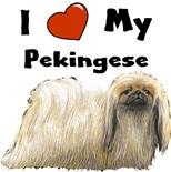 Pekingese Art