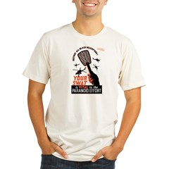Your Swat Is Vital Organic Men's Fitted T-Shirt