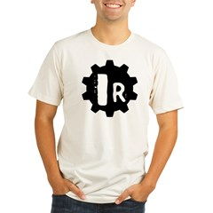 Industrial Revolution Organic Men's Fitted T-Shirt
