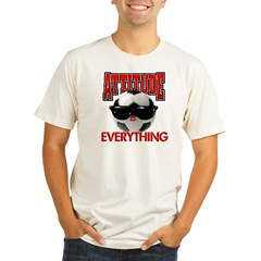 Attitude is Everything Organic Men's Fitted T-Shirt