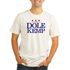 Dole Kemp Organic Men's Fitted T-Shirt