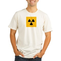 Radioactive Organic Men's Fitted T-Shirt