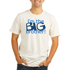 Big Brother Organic Men's Fitted T-Shirt