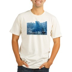 3-Patagonia Blue Ice.jpg Organic Men's Fitted T-Shirt