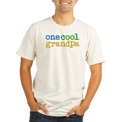 one cool grandpa Organic Men's Fitted T-Shirt