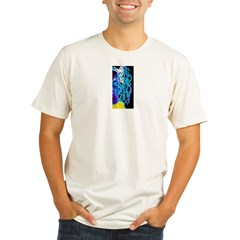 anz4.JPG Organic Men's Fitted T-Shirt