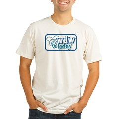 WDW Today Organic Men's Fitted T-Shirt