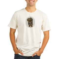 Ruby0004 Organic Men's Fitted T-Shirt