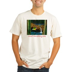 Hidden Haven Organic Men's Fitted T-Shirt