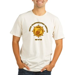 206th Organic Men's Fitted T-Shirt