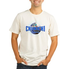 Chunichi Dragons Organic Men's Fitted T-Shirt