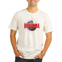 Hiroshima Toyo Carp Organic Men's Fitted T-Shirt