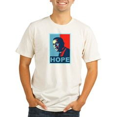 Obama2 Organic Men's Fitted T-Shirt