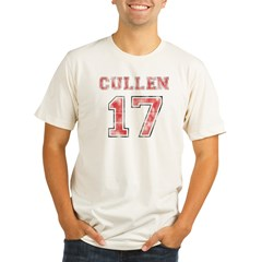cullen-ver-6 Organic Men's Fitted T-Shirt