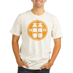 CG45_144 Organic Men's Fitted T-Shirt