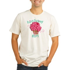 Birthday Girl Organic Men's Fitted T-Shirt