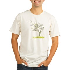 tree Organic Men's Fitted T-Shirt
