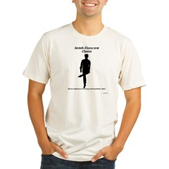 Boy (A) Open - Organic Men's Fitted T-Shirt