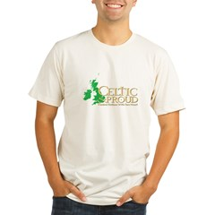 CelticProud_Isles_T10x10 Organic Men's Fitted T-Shirt