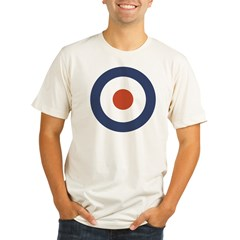 target Organic Men's Fitted T-Shirt