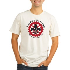 Gear de Lis - VooDoo Organic Men's Fitted T-Shirt