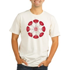 Schwinn Vintage Organic Men's Fitted T-Shirt