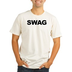SWAG Organic Men's Fitted T-Shirt