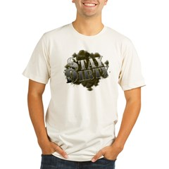 EricTheCarGuy Organic Men's Fitted T-Shirt