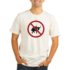 No Bull Organic Men's Fitted T-Shirt